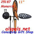 "25187 Monarch Butterfly 11.5""   Petite Wind Spinner (25187)"