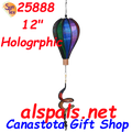 25888  Holographic : 12 in Hot Air Balloon (25888)