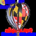 """25581 Maryland 22"""" Hot Air Balloons (25581)"""