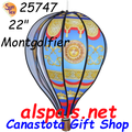 "25747  Montogolfier 22"" Hot Air Balloons (25747)"