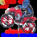 25959  ATV : Vehicle Spinners (25959)