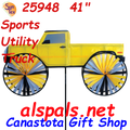 25948 Sport Pick-Uo Truck : Vehicle Spinners (25948)