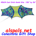 45624 Cool Orbit Genki: Collection Kite (45624)