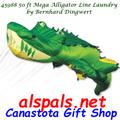 45988 50 ft Mega Alligator Kite by Bernhard Dingwert (45988)