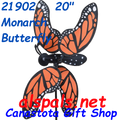 """21902 Monarch Butterfly 20""""    Whirligig (21902)"""
