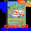56177 Camping Fun : PremierSoft Garden Flag (56177)