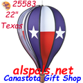 "25583  Texas 22"" Hot Air Balloons (25583)"