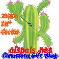 "21906 Cactus 18"" , Whirligig (21906)"