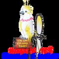 24906 Cockatoo: Petite Wind Spinner (24906)