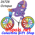 "Octopus 30""   Bicycle Spinners (26728)"