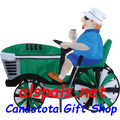 Lawn Mower : Vehicle Spinners (25662)