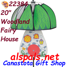 22384 Woodland : Magical Mushroom Wind Spinners (22384)