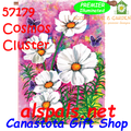 57179  Cosmos Cluster : Illuminated House Flag (57179)