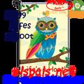 56199  Life's a Hoot : PremierSoft Garden Flag (56199)