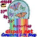 44644  Butterflies : Dragon & Octopus (44644)