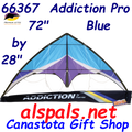 66367  Blue : Addiction Pro Sport Kites by Premier (66367)