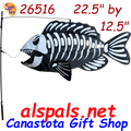 Fish Bones : Swimming Fish (26516)