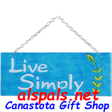 Live Simply : Glass Expressions (81132)