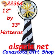 22364  Hatteras Lighthouse Spinner (22364)