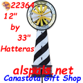 22364  Hatteras Lighthouse Spinner (22364)
