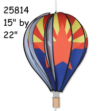 """25812 Arizona 22"""" Hot Air Balloons (25812)"""