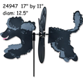 24947  Dog (Black Poodle } (24947)