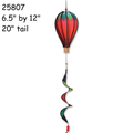 Strawberry : 12 in Hot Air Balloon