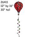 "26411  Strawberries : 16"" Hot Air Balloons (25411)"