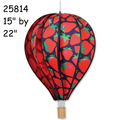 "25814 Strawberries : 22"" Hot Air Balloons (25814)"