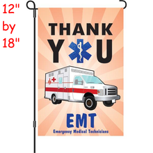56326   Thank You EMT : PremierSoft(TM) Garden Flag (56326)
