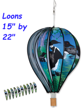 """25817 Loons 22"""" Hot Air Balloons (25817)"""