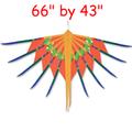 53228  Tangerine : Phoenix Hanging Banner (53228)