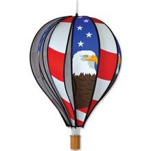 """25818  Patriotic Eagle: 22"""" Hot Air Balloons (25818)"""