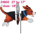 24802 Beagle: Deluxe Petite Spinner