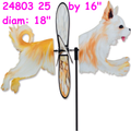 24803 Chihuahua: Deluxe Petite Spinner