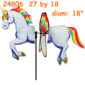 24806 Unicorn: Deluxe Petite Spinner