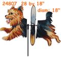 24807 Yorkie: Deluxe Petite Spinner