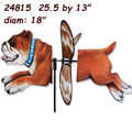 24815 Bulldog: Deluxe Petite Spinner