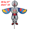 22731 Balloon Clown : Spinning Friend