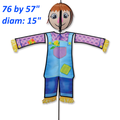 22762 Scarecrow Sally : Large Spinning Friend