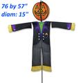 22764 Pumpkin Head : Large Spinning Friend