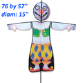 22776  Evil Clown       :     Large  Spinning Friend