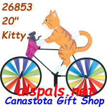 "26853  Kitty 20""   Bicycle Spinners (26853)"