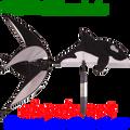 25332 Killer Whale  ,  Aquatic Life Spinners (25322)
