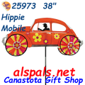 "25973  38"" VW Hippie Mobile spinner (25973)"
