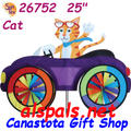 26752  Cat : Car Spinners (26752)