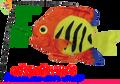 26509  Flame Fish Swimming Fish (26509)