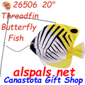 26506  Threadfin Butterfly Swimming Fish (26506)