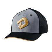 DEMARINI GOLD D FLEXFIT HAT- S/M