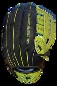 A3 Pro Series Fielding Glove - Blk/Grn